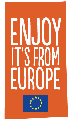 Enjoy it's from Europe
